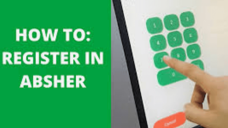 How to Register in Absher